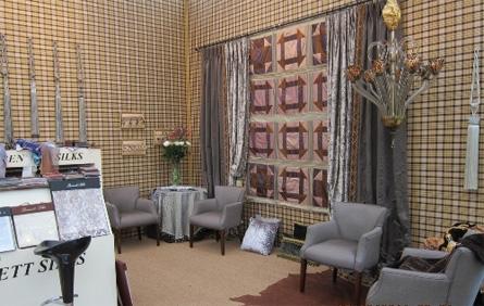 Bennett Silks - London Showroom