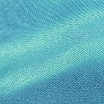 Heavy Taffeta Naples 1003X - 529-Cyan-Blue
