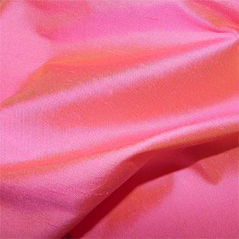 Dupion Varanasi 5018W - 09-Geranium-Pink