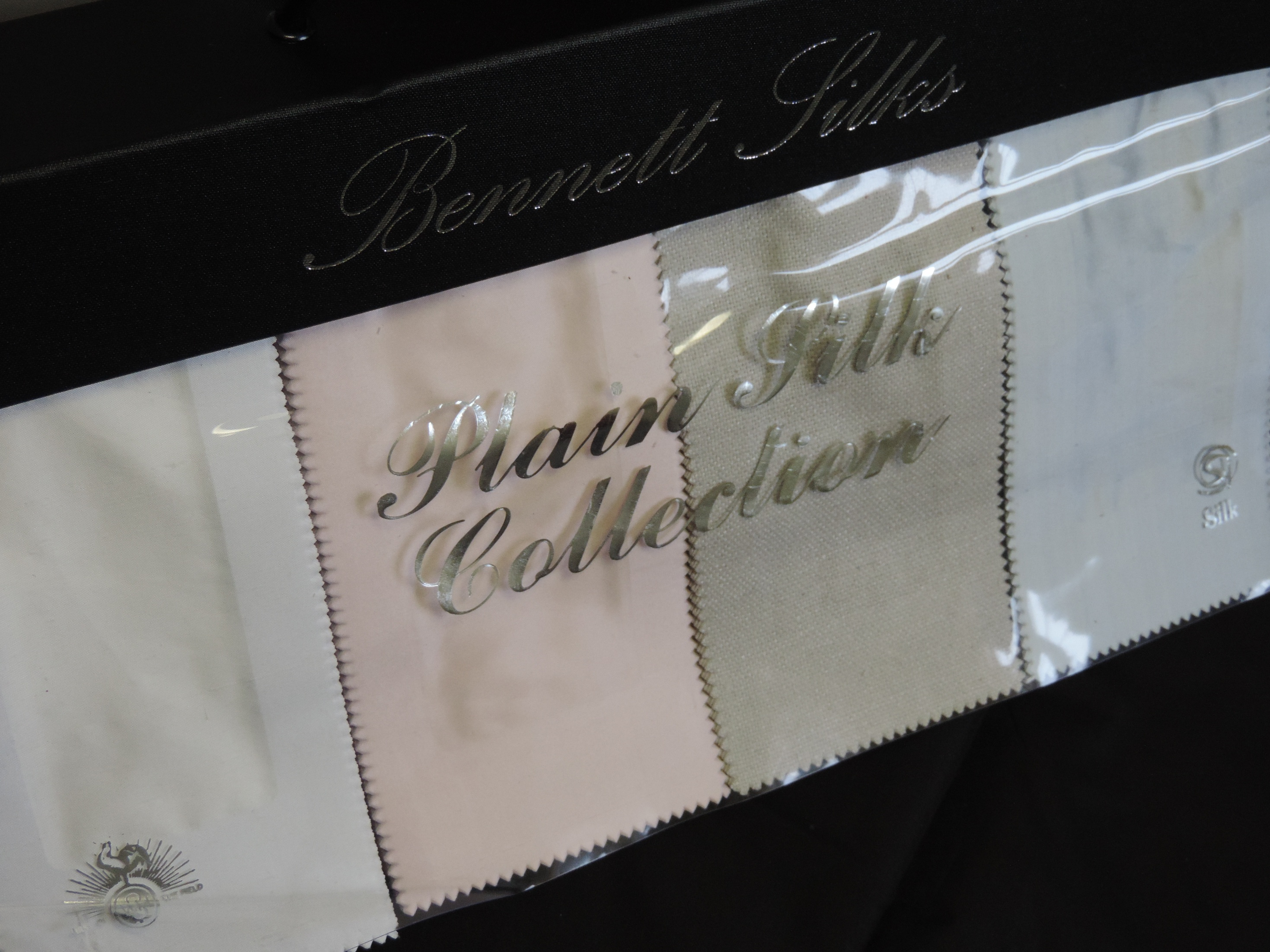 Plain Silk Collection Book2