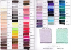 1503 Tulle (fabric colour card)